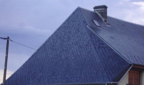 Couverture sur croupe Saint-Nectaire